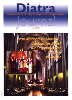 """Zum Titelbild:  Eine Kerze und eine rote Rose...  ...waren die Symbole der Organempfänger, mit denen sie """"Danke dem Organspender"""" anläßlich des Gottesdienstes im Dom zu Mainz am """"Tag der Organspende"""" sagten.  Die Bilder auf der Titelseite und die Collage zum Beitrag auf Seite 33ff zeigen weitere Impressionen vom Dankgottesdienst, den Informationsständen und dem Symposium im """"Erbacher Hof"""".  Fotos: Axel Unbehend Foto-Design, Wiesbaden"""